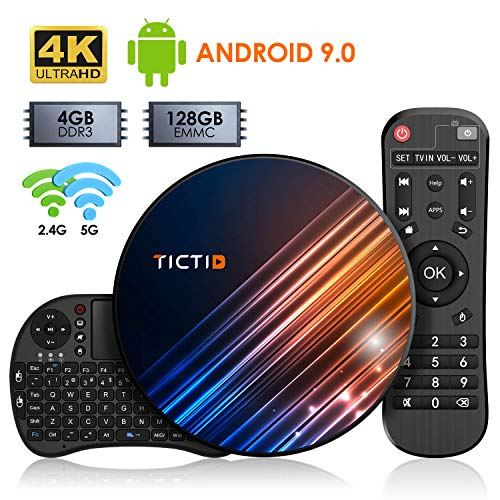 nice shoes website for discount cheapest Android 9.0 TV Box TicTid